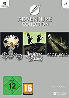 Daedalic Adventure - Collection Vol. 7 - [PC] (B00HT041QS) | Amazon price tracker / tracking, Amazon price history charts, Amazon price watches, Amazon price drop alerts