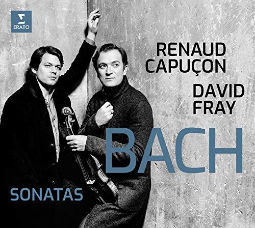 Bach: Sonaten für Violine und Klavier Nr. 3-6