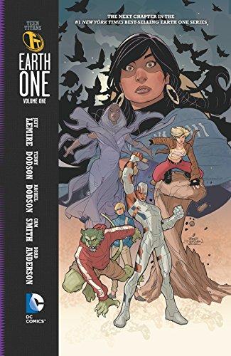 Preisvergleich Produktbild Teen Titans: Earth One Vol. 1