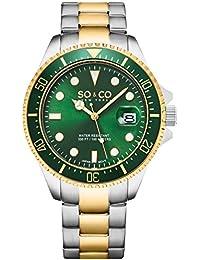 Reloj SO & CO New York para Hombre 5347.5