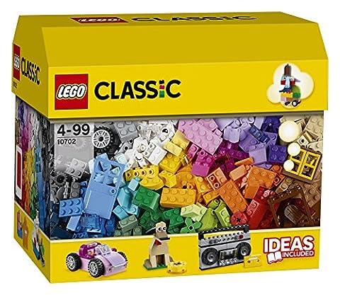 LEGO - 10702 - Classic - Jeu de Construction - Set de constructions créatives LEGO