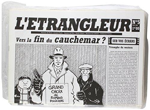 Journal de Tardi T.5 l'Etrangleur