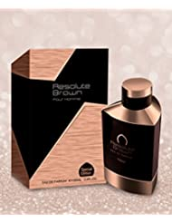 Resolute Marron par Khalid Parfums