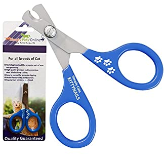 Cat Nail Clippers - Designed by Vets - Pet Nail Cutter For Rabbits, Guinea Pigs and Ferrets 7