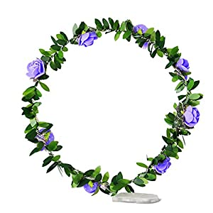 Expower-Guirnalda-de-flores-corona-de-colores-flores-LED-para-pelo-precioso-accesorio-para-veladas-pubs-fiestas-bodas-playa-bikini-princesa-ninfa-nia-violeta
