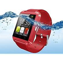 U8impermeable reloj de pulsera Bluetooth reloj de pulsera U8Uwatch Fit para Smart funda para teléfono móvil iPhone 4/4S/5/5C/5S y Android Samsung S2/S3/S4/Nota 2/Nota 3