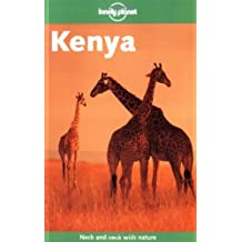 Lonely Planet Kenya by Joe Bindloss (2003-04-02)
