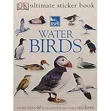 RSPB Water Birds Ultimate Sticker Book (Ultimate Stickers)