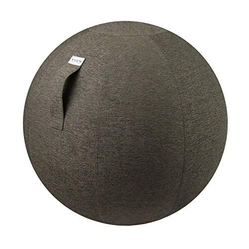 VLUV STOV Fitball in Tessuto 65 cm Colore: Greige