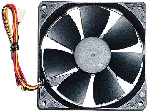 Cablematic - Ventilador Chasis 12VDC (90x90x25mm)