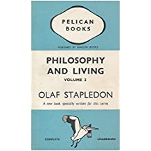 Philosophy and Living: Volume 2
