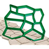 GHZ 106196-A D.I.Y. Forma per selciato in pietra naturale, colore: Verde