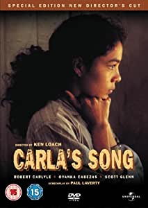 Carla's Song (Director's Cut) [DVD]