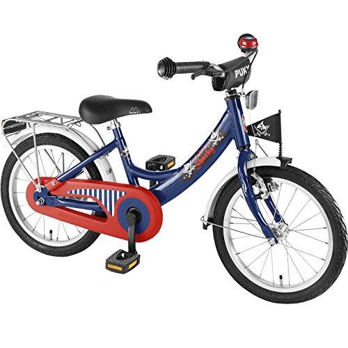 Puky Kinder Fahrrad ZL Alu, Capt'N Sharky, 18, 4328
