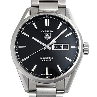 TAG Heuer WAR201A.BA0723 - Reloj para hombres, correa de acero inoxidable color plateado