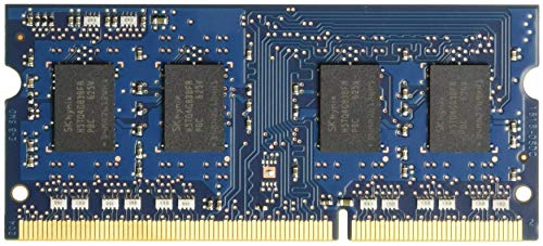 Kingston 4 Gb Single (Kingston KCP316SS8/4 Notebook Arbeitsspeicher 4GB (1600MHz, SODIMM, DDR3, 1,5V, CL11, 204-pin))