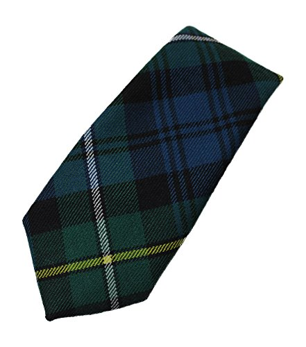 100-wool-authentic-traditional-scottish-tartan-neck-tie-campbell-argyll-ancient