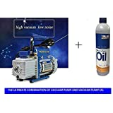 Skybound Value Ultimate Combination of Vacuum Pump and Vacuum Oil