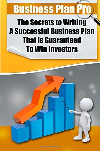 Business Plan Pro: The Secrets to Writing A Successful Business Plan by Innovate Media (2015-01-27) par Innovate Media