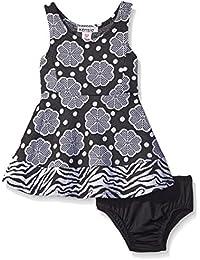 Kensie Baby Girls' Knit Skater Dress