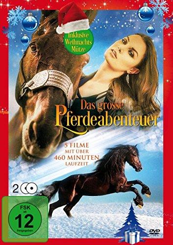 Das große Pferdeabenteuer [2 DVDs]
