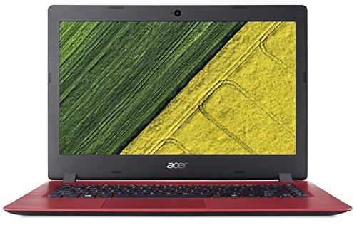 "Acer Aspire A114-31-P0YT 1.1GHz N4200 14"" 1366 x 768Pixel Nero, Rosso Computer portatile"
