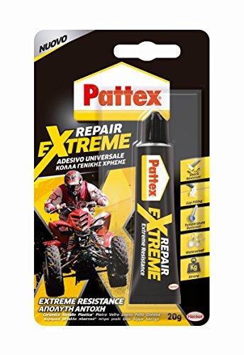 Pattex 100% Repair Gel - adhésifs et colles (Transparent)