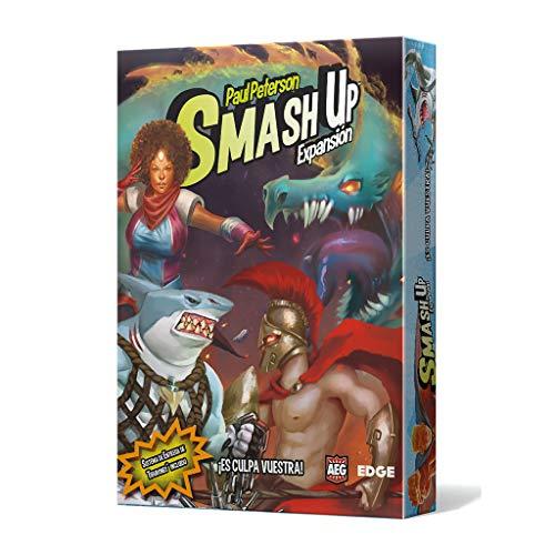 Smash Up -¡Es Culpa Vuestra!
