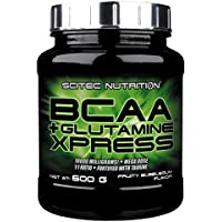 Scitec Nutrition - BCAA + Glutamina Xpress - 600 g [Scitec] - Bubble Gum ( chicle)