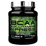 Scitec Nutrition BCAA+Glutamine Xpress Bubble Gum, 1er Pack (1 x 600 g)