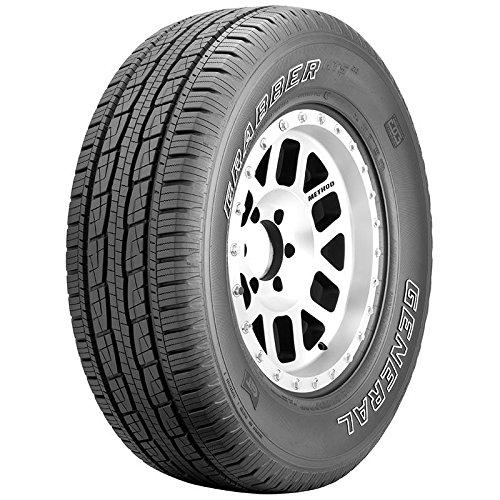 Kit 4 pz pneumatici gomme general tire grabber hts 60 245/60r18 105h tl 4 stagioni