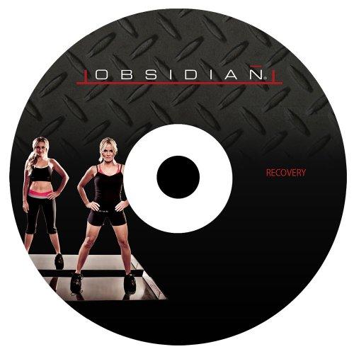 Obsidian Slide Board Recovery DVD
