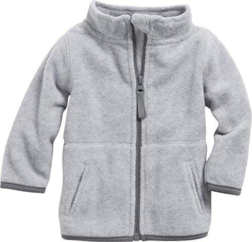 Playshoes GmbH Schnizler Kinder-Jacke aus Fleece, atmungsaktives und hochwertiges Jäckchen mit Reißverschluss