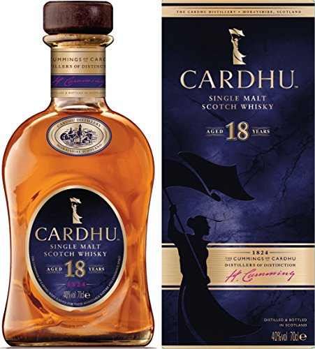 Cardhu Whisky  im Test