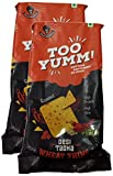 #2: Big Bazaar Combo - Too Yumm Wheat Thins - Desi Tadka, 72g (Buy 1 Get 1, 2 Pieces) Promo Pack
