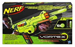 Idea Regalo - Hasbro 34382148 Nerf Vortex Lumitron