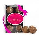 Martins Chocolatier Marc de Champagne Milk Chocolate Gift...
