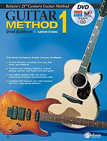 Belwin's 21st Century Guitar Method, Bk 1: The Most Complete Guitar Course Available, Book, DVD & Online Audio, Video & Software (Belwin's 21st Century Guitar