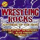 Wrestling Rocks: Anthems from