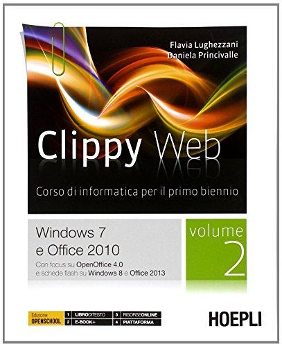 Clippy web. Per le Scuole superiori. Con e-book. Con espansione online: 2