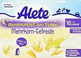 Alete Mahlzeit zum Trinken Mehrkorn-Getreide, 6er Pack (6 x 400 ml)