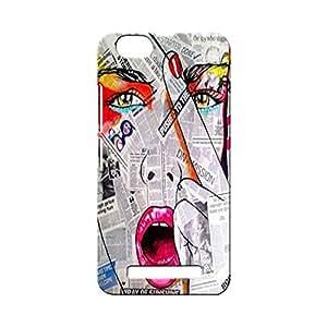 G-STAR Designer Printed Back case cover for Lenovo Vibe C ( A2020) - G1945