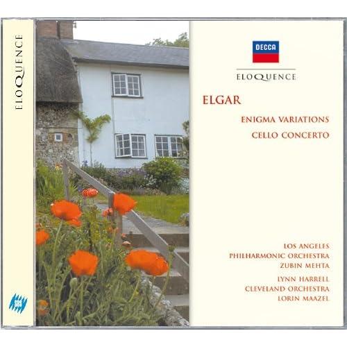 Elgar: Cello Concerto in E minor, Op.85 - 4. Allegro