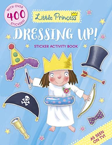 Little Princess Dressing Up! Sticker Activity Book (Für Dressing Weihnachten Up)
