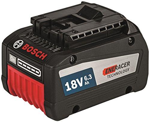 Preisvergleich Produktbild Bosch Neuheit–Akku GBA 18V 6,3AH Li-ion eneracer 1600a00r1Hat