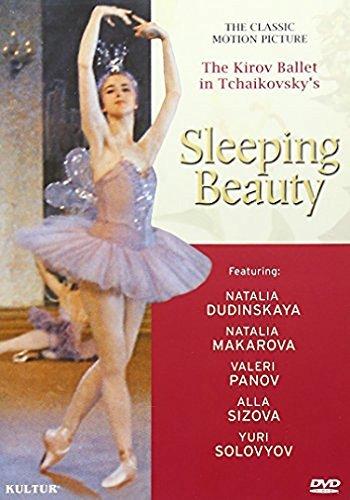 Bild von Sleeping Beauty: The Classic Motion Picture With The Kirov Ballet / Alla Sizova, Natalia Dudinskaya, Natalia Makarova