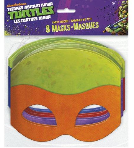 (Teenage Mutant Ninja Turtles Turtles with Masks (Dress-up, Band 8))