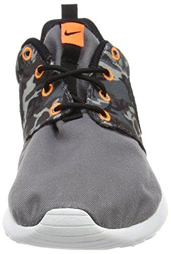 Nike Unisex Roshe One Print (GS) Schuhe Grau (Dark Grau/Schwarz-Cl Grau-Anthracite)