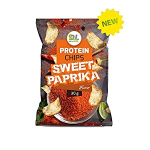 Protein-Chips. Paprikageschmack