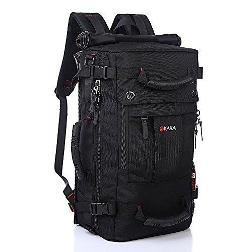 KAKA Sac à dos, bagage de cabine avec bandoulière...